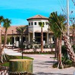 Features a full service restaurant, tiki bar, fitness center, theater, cabanas, and much more!