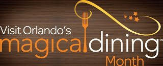 Magical Dining Month Orlando