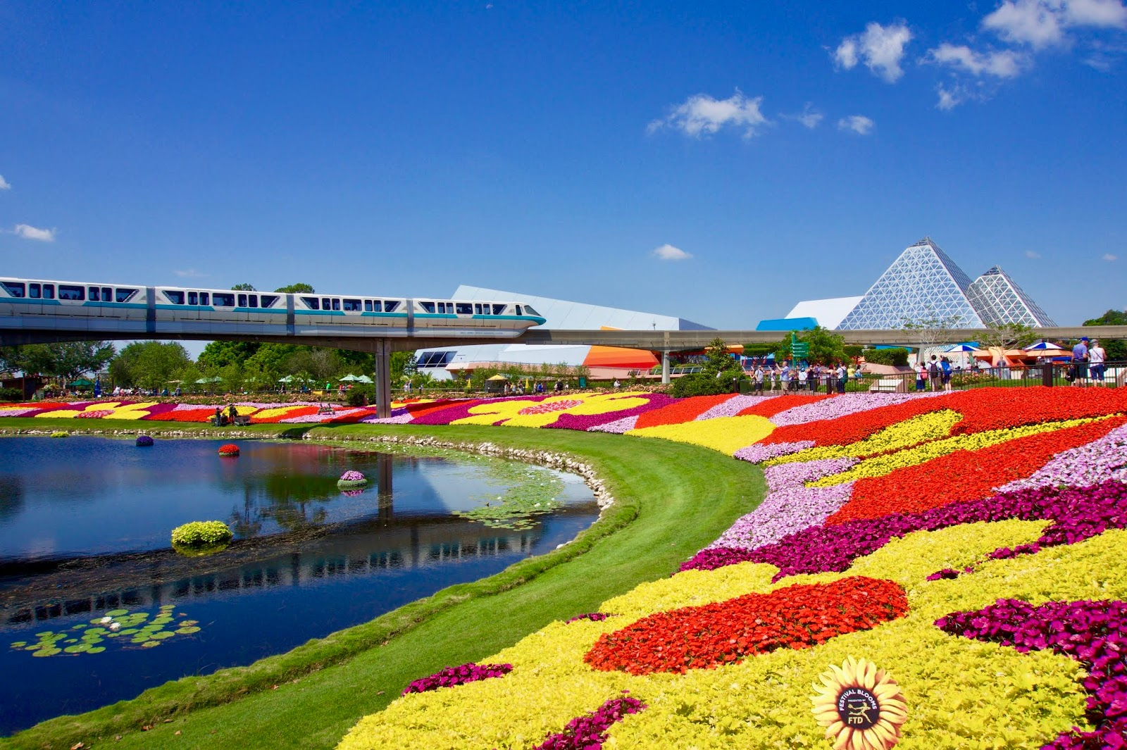 epcot brings in the spring season with the 2019 flower and garden